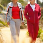 walking for exercise in your 50s