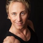 Strictly-Star-Ian-Waite- teaching-Zumba image