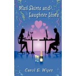 mini skirts and laughter lines book cover image