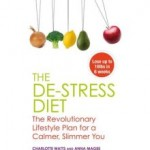 de stress diet book image