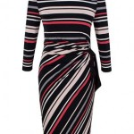 Style over 50,stripes that minimise image