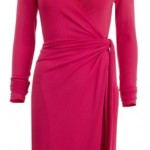 wrap dress for women over 50 image