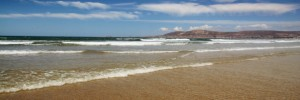beach holiday in Morocco image