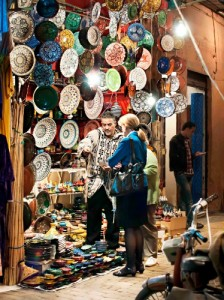 City break in Morocco image