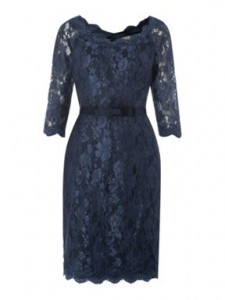 Style over 50: Dress with sleeves ideal for weddings - Fab after ...