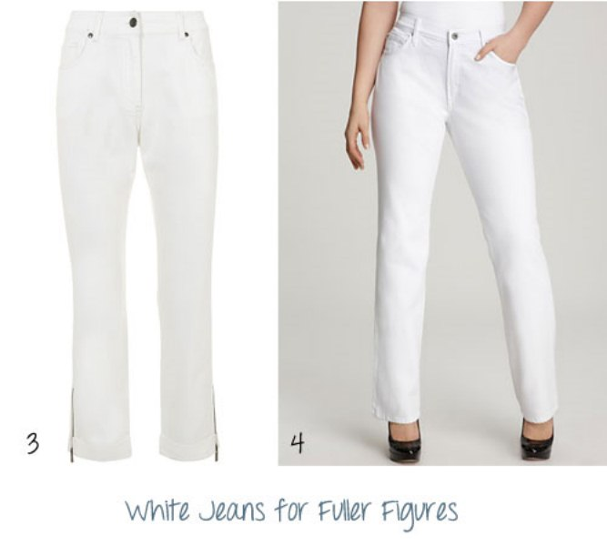 How To Wear The Great White Jean – at any age | Fab after Fifty ...