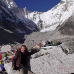 Linda Bulmer Everest Base Camp image