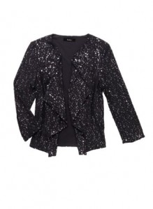 sequin jacket for the holiday season image