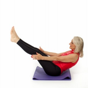 yoga for midlife image