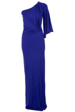 ceme cobalt blue dress