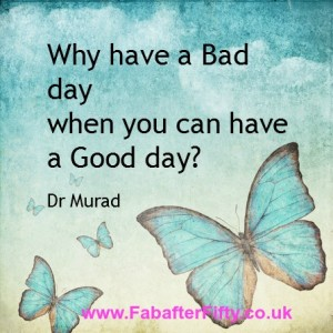 bad day good day quote