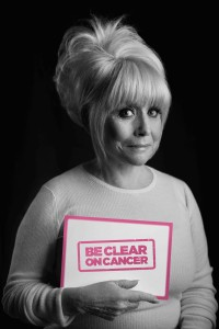 barbara windsor supports breast cancer campaign