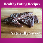 naturally sweet dessert recipes