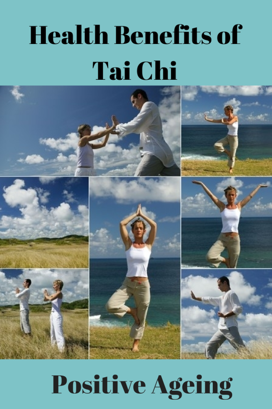 Tai Chi for Positive Ageing