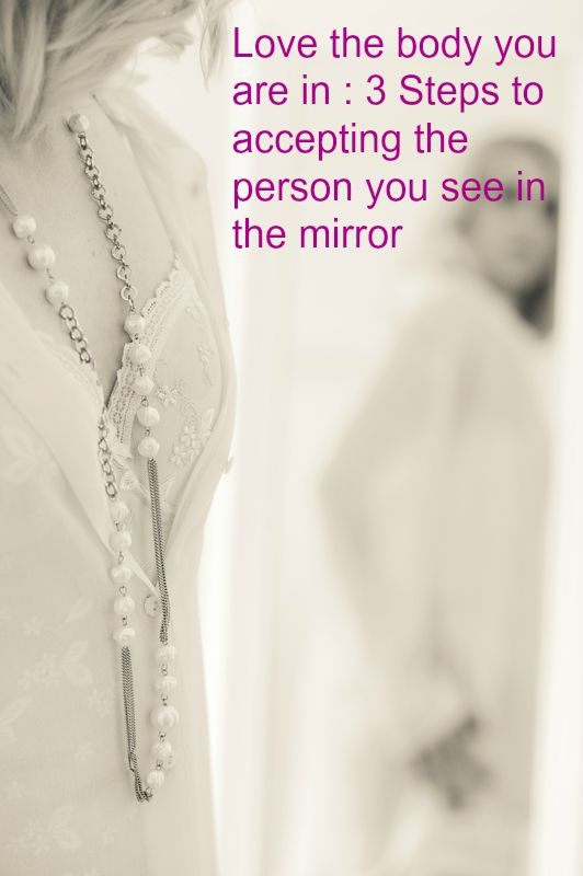 Learning to love your body image