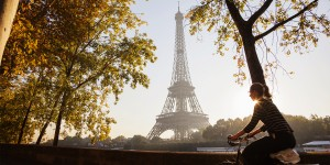 Travelling alone in Paris