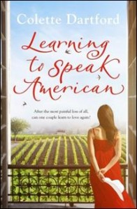 learning to speak American book cover