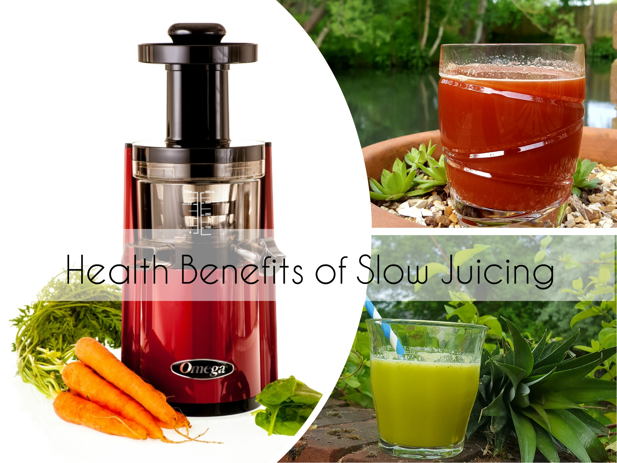 Slow Juice Benefits : Health Benefits of Slow Juicing for Women over 50 Fab after Fifty Information and ...