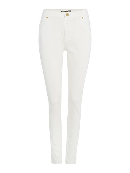 biba white jeans from house of fraser
