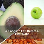 what to eat before a First Date Image