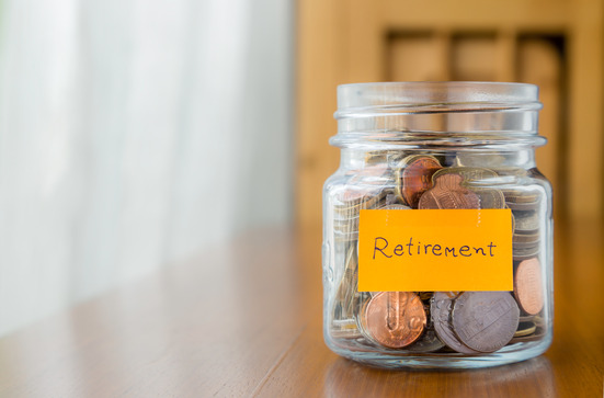 financially prepared for retirement image