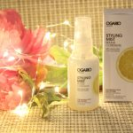 Ogario London Hiair Styling Mist review
