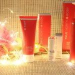 Anti-ageing skincare products for hand and body tried and rested inage