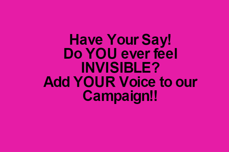 have your say invisible image