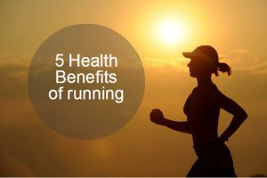 health benefits of running image