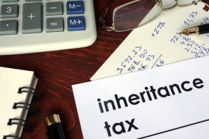 inheritance tax image