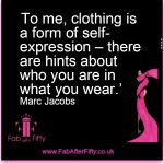 style and self expression quote
