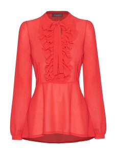 james lakeland ruffle blouse 49