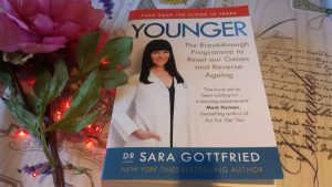 book review: Younger by Dr Sara Gottfried image