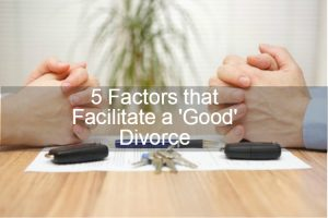how to navigate a good divorce image