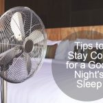 tips for a good night's sleep image