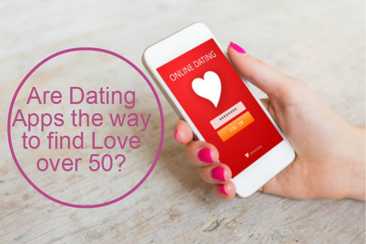 Dating websites and apps over 50
