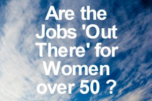 jobs for women over 50 image