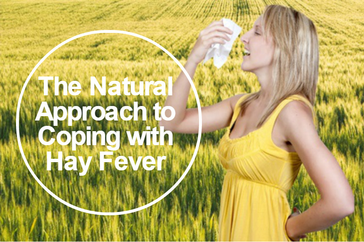 dealing with hayfever naturally