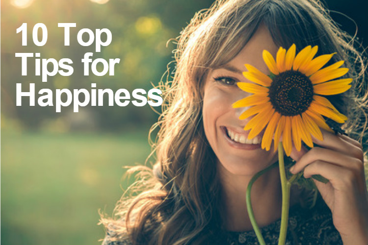 10 tips for happiness image