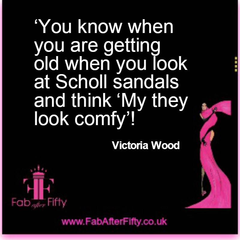 quote on getting older victoria wood