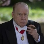 churchill film review image