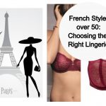 French chic over 50 choosing right underwear image