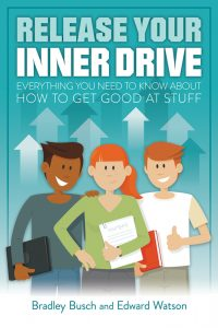 release your inner drive book image