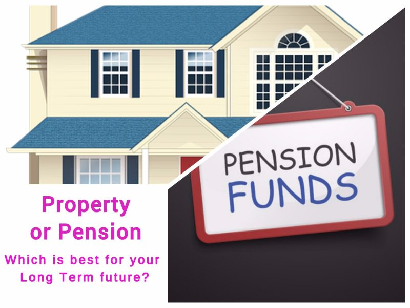 50plus finance property or pension image