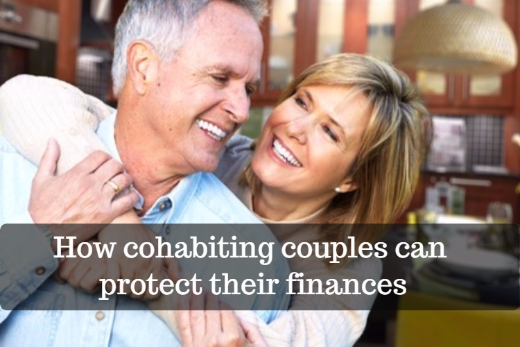 how to protect yourself financially if you cohabit image