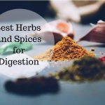 50plus health best herbs for digestion
