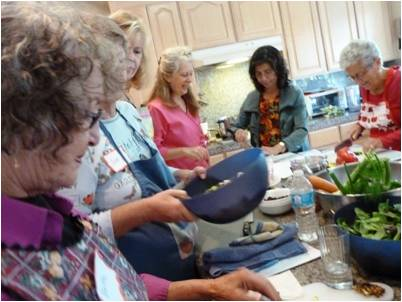 rekindle your youth with cooking class