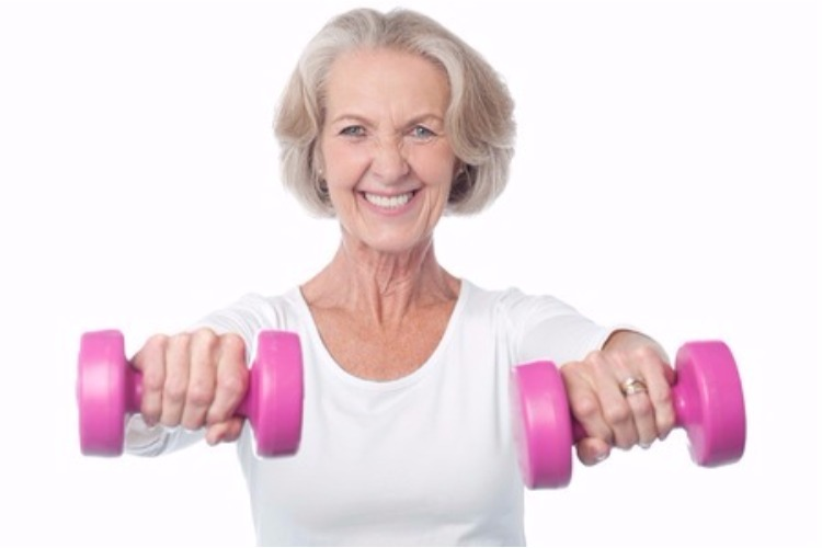 arm toning exercises for women over 50