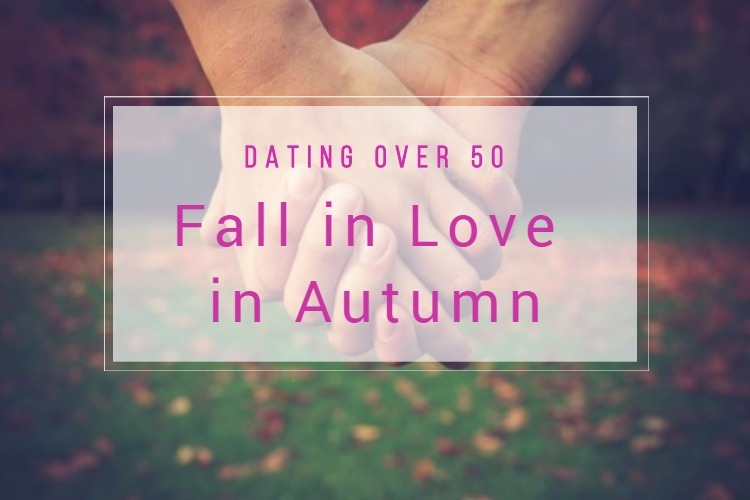 50plus dating- falling love in autumn image