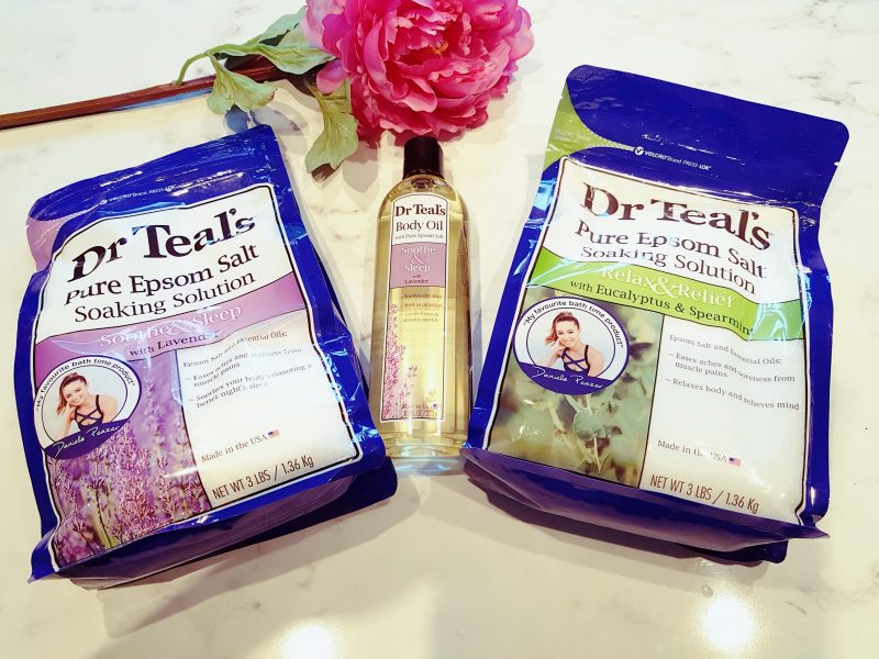 fr real's Epsom salt soaking solution with lavender review image